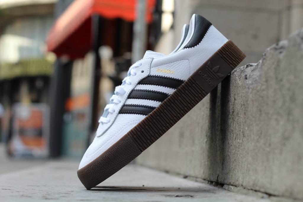 Adidas SAMBAROSE Ftwwht/Cblack/Gum5