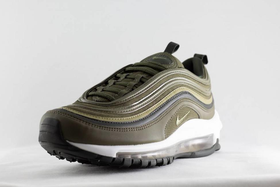Nike W NIKE AIR MAX 97 Medium Olive/Neutral Olive