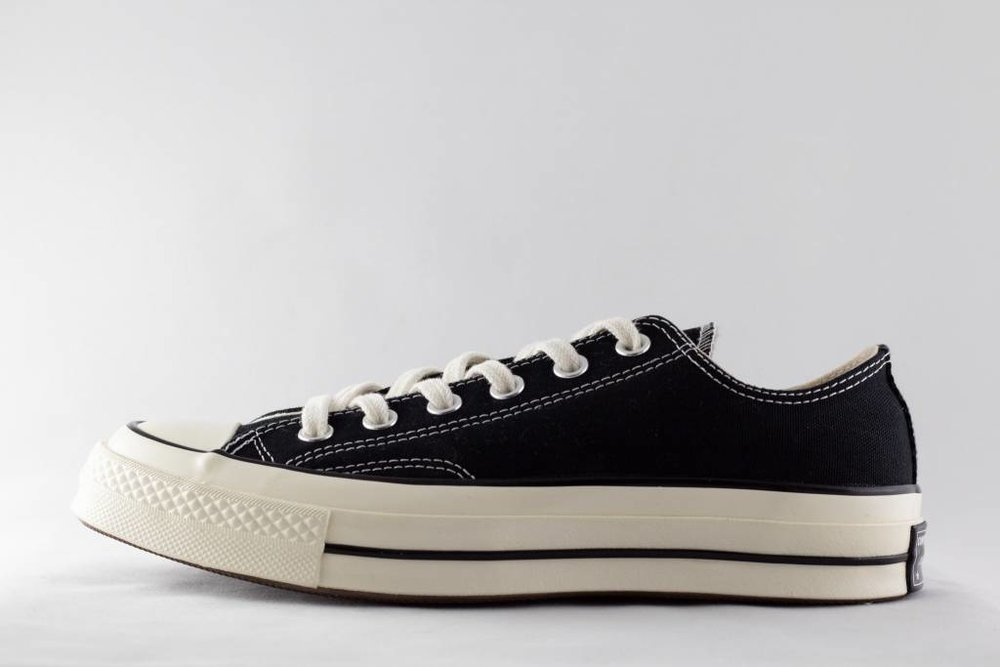 CONVERSE CONVERSE ALL STAR 70 OX Black/ Black/ Egret