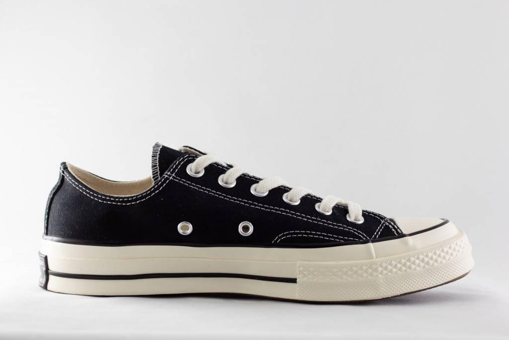 Converse CONVERSE CHUCK 70 OX Black/ Black/ Egret