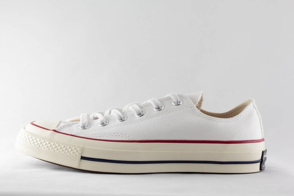 CONVERSE CONVERSE ALL STAR 70 OX White/Garnet/Egret