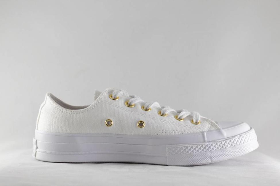 Converse CONVERSE CHUCK 70 OX White/White/Cherry Blossom