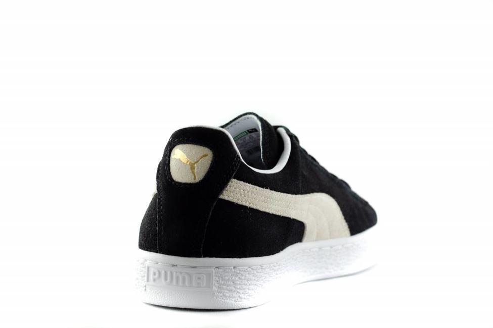 Puma PUMA SUEDE CLASSIC + Black/ White