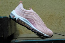 Nike W NIKE AIR MAX 97 barely rose/ barely rose/ black