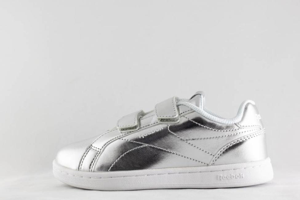 Reebok REEBOK ROYAL COMP CLN 2V Silver Metallic/White