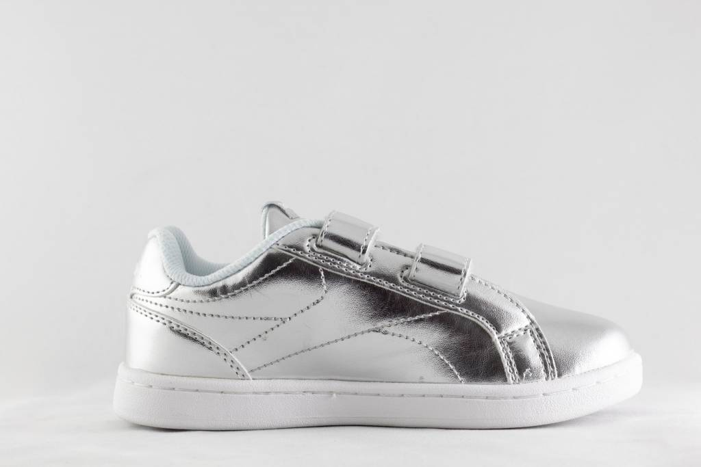 Reebok REEBOK ROYAL COMP CLN 2V Silver Metallic/White