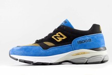 New Balance M NEW BALANCE M15009 CV Made In England Blue/ Gold