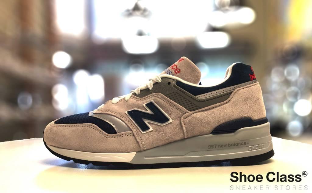 New Balance M NEW BALANCE M997 WEB Made In USA grey