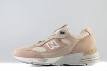New Balance W NEW BALANCE W991 SSG Made In UK Sand/Grey