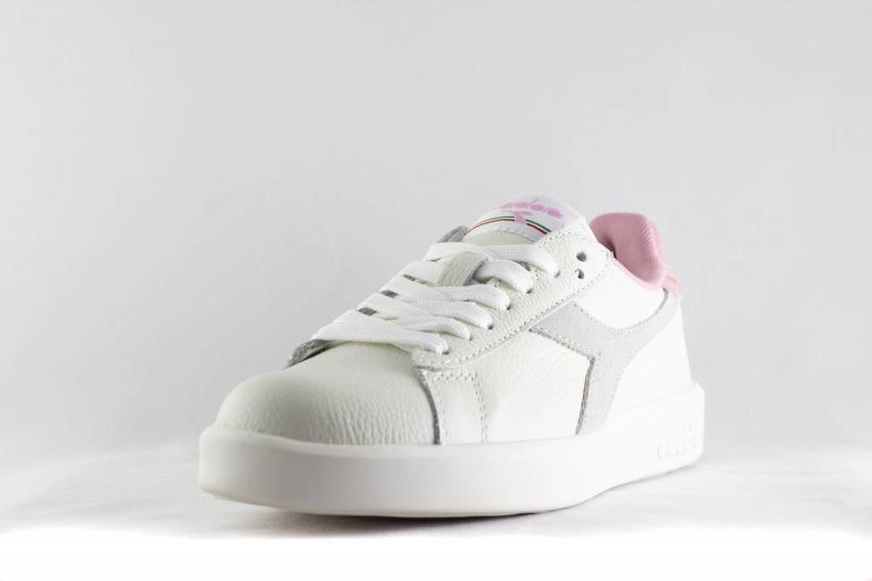 Diadora DIADORA GAME WIDE L White/Cameo Pink