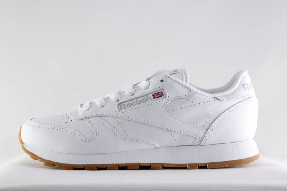 REEBOK REEBOK CLASSIC LEATHER White/ Gum