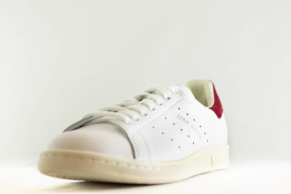 Adidas W ADIDAS STAN SMITH ftwwht/ftwwht/cburgundy