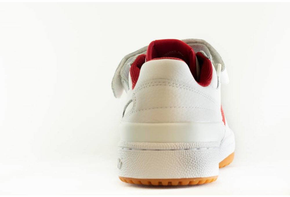 Adidas ADIDAS FORUM LO Ftwwht/Powred/Gum