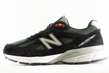 New Balance NEW BALANCE M990 MB4 Black/Green