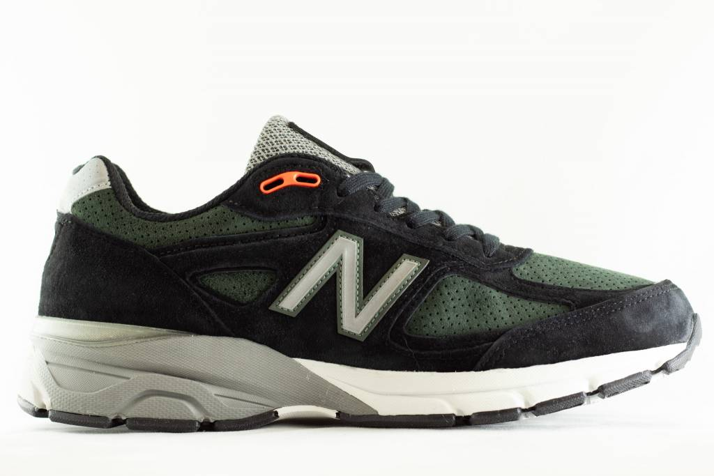 New Balance  M990 MB4 Black/Green
