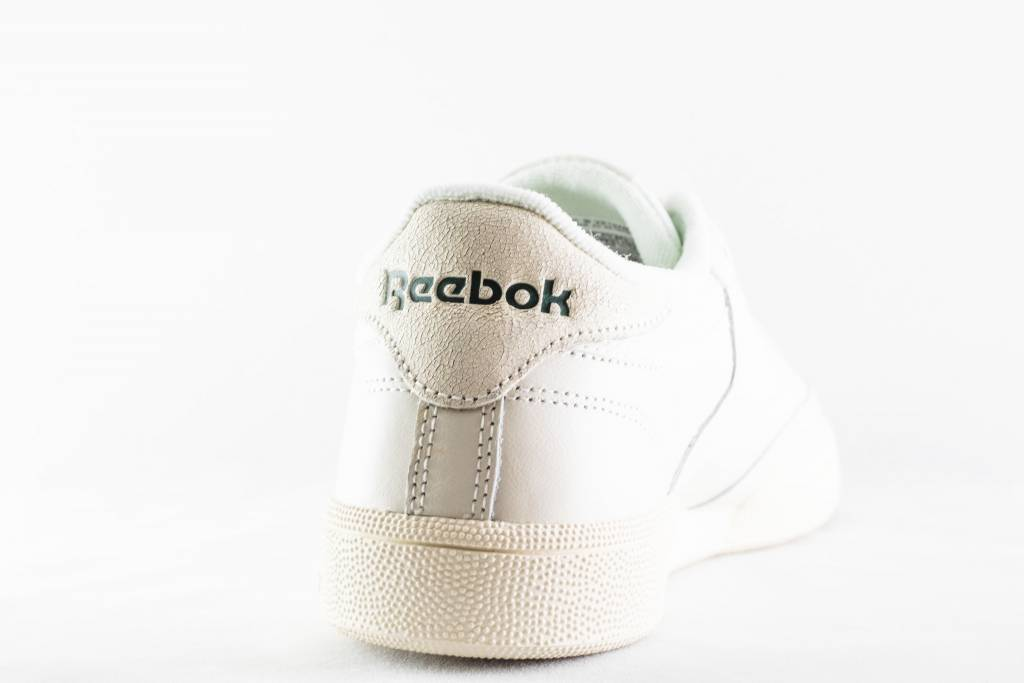 Reebok REEBOK CLUB C 85 Chalk/Chalk Green