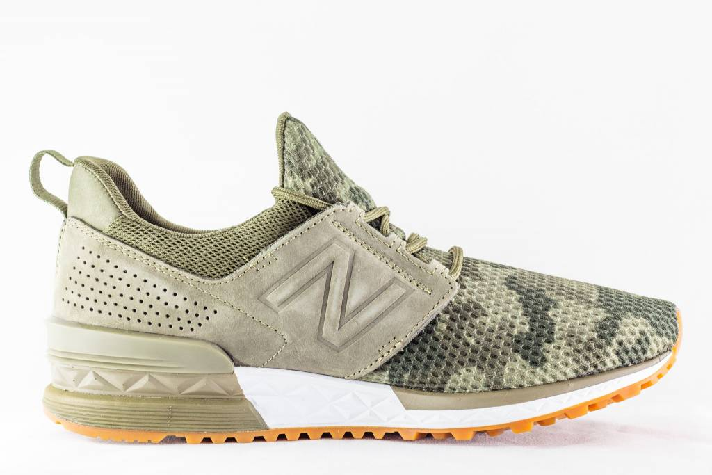 New Balance NEW BALANCE MS574 Military Fogliage Green