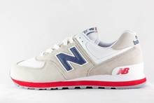 New Balance M NEW BALANCE ML574 ESA Nimbus Cloud
