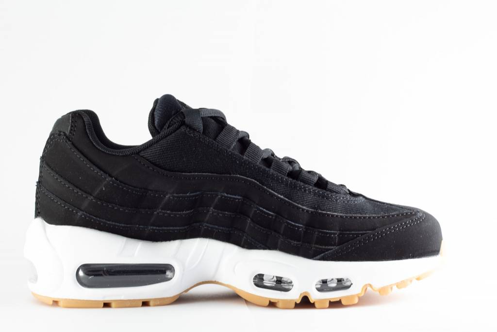 Nike W NIKE AIR MAX 95 Black/Black-Anthracite