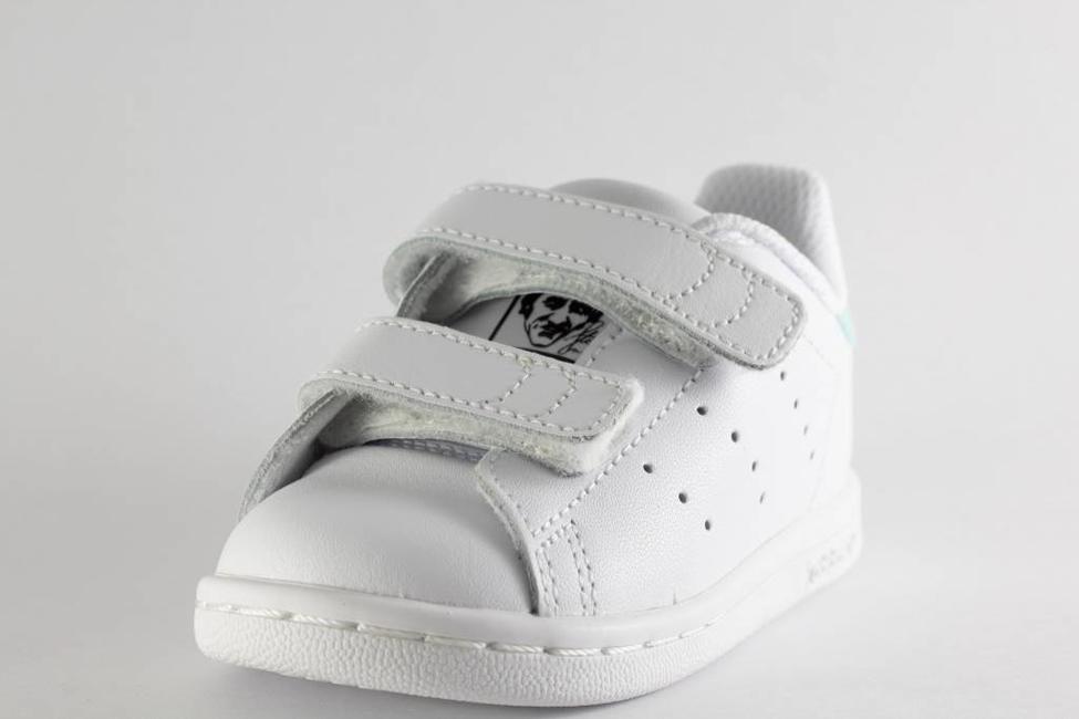 Adidas ADIDAS STAN SMITH CF I Metsil/Metsil/Ftwwht