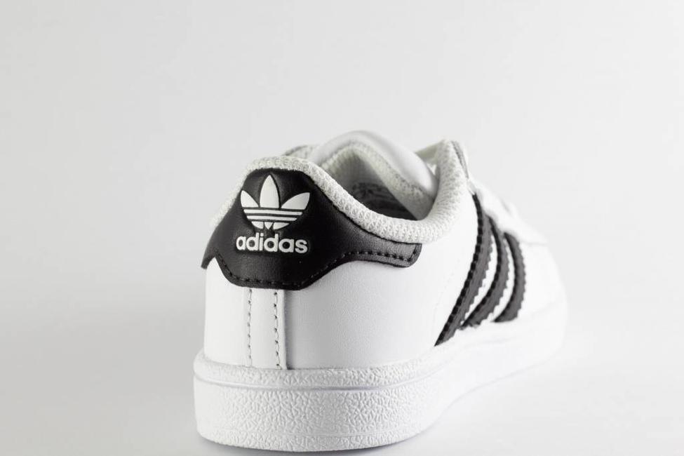 Adidas ADIDAS SUPERSTAR I Ftwwht/ Cblack/ Ftwwht