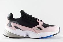 Adidas W ADIDAS FALCON Cblack/ Cblack/ Ltpink