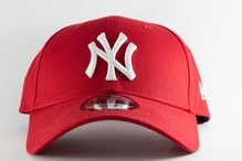 New Era NEW ERA  940 LEAG BASIC Scarlet/White