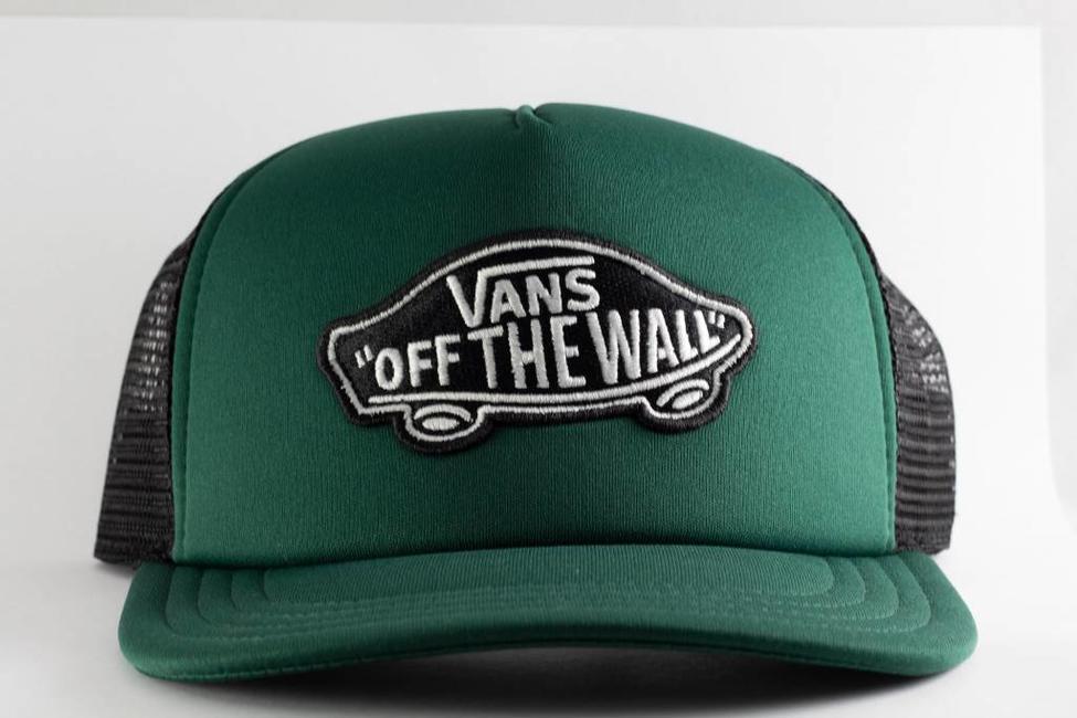 Vans VANS CLASSIC PATCH TRUCKER Darkest Spru