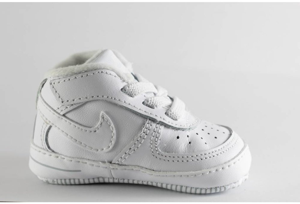 NIKE I NIKE AIR FORCE 1 (CB) White/White-White
