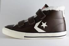 Converse AA C CONVERSE STAR PLAYER EV 3V MID Hot cocoa/ Egret/ Terra Red