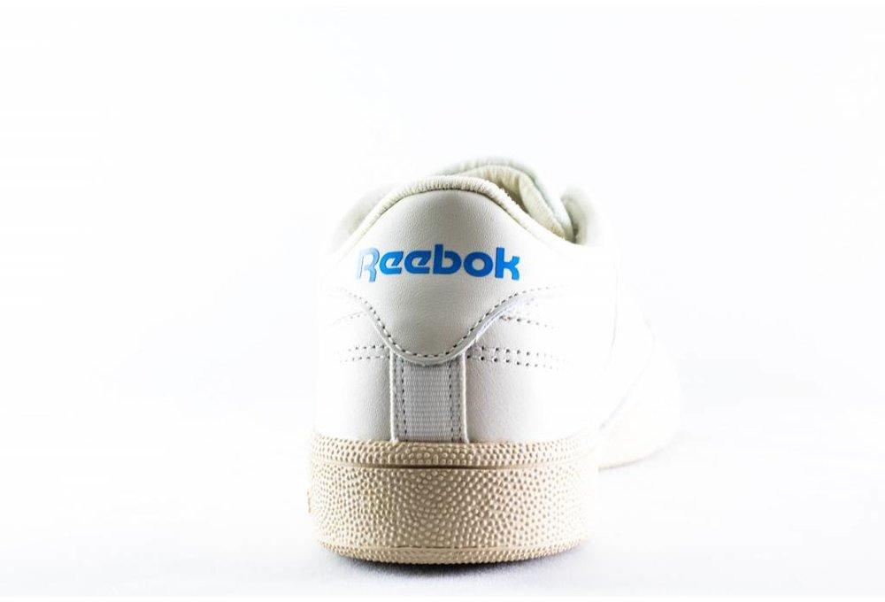 Reebok  CLUB C 85 VINTAGE Chalk/Paper White/Blue