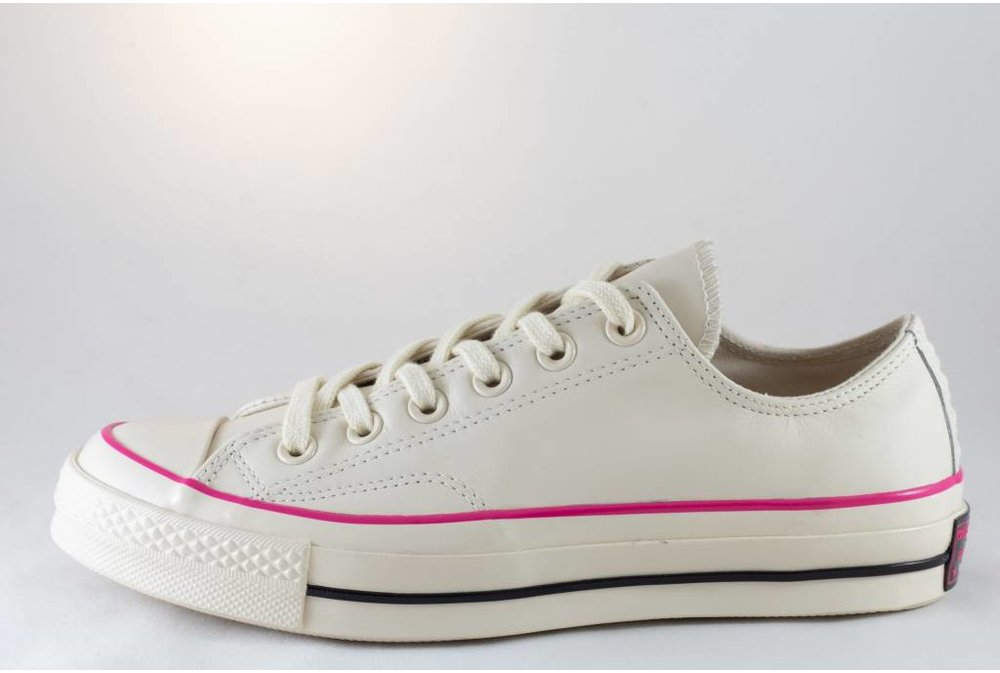 Converse CONVERSE CHUCK 70 OX Natural Ivory/ Pink