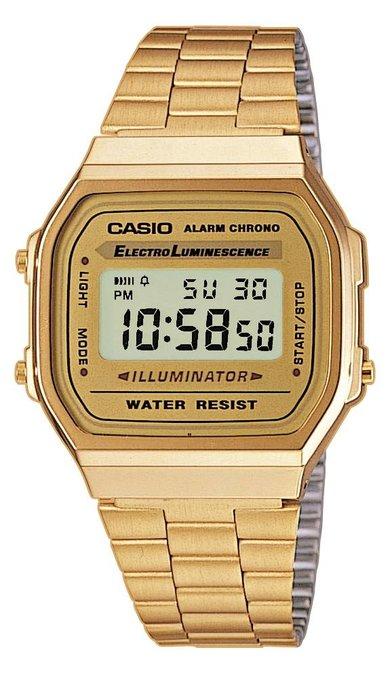 CASIO CASIO A168WG-9EF