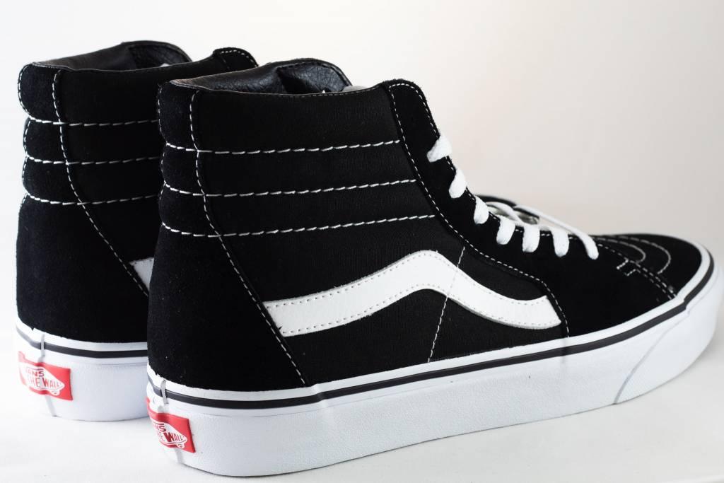 VANS SK8-HI Black/ White