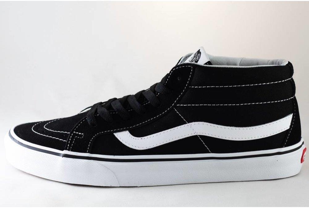 Vans VANS SK8-MID REISSUE Black/ White