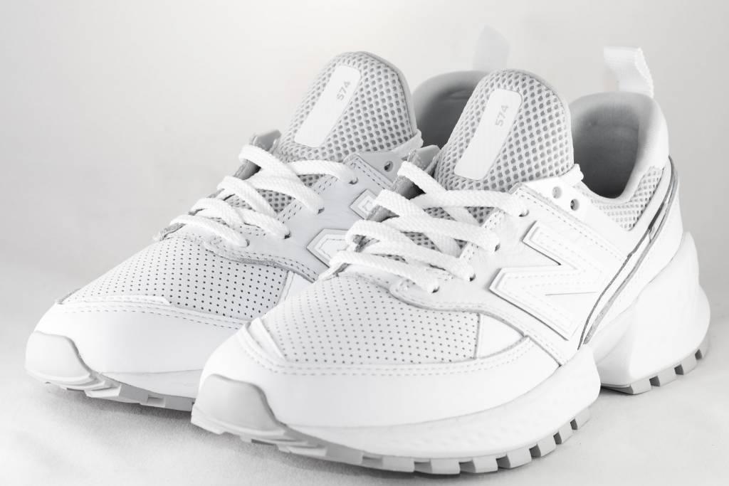 New Balance WS574FSC White