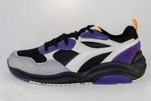 Diadora DIADORA WHIZZ RUN Black/ Mulberry Purple/ Moons