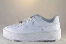 Nike NIKE AIR FORCE 1 SAGE LOW  White/ White/ White