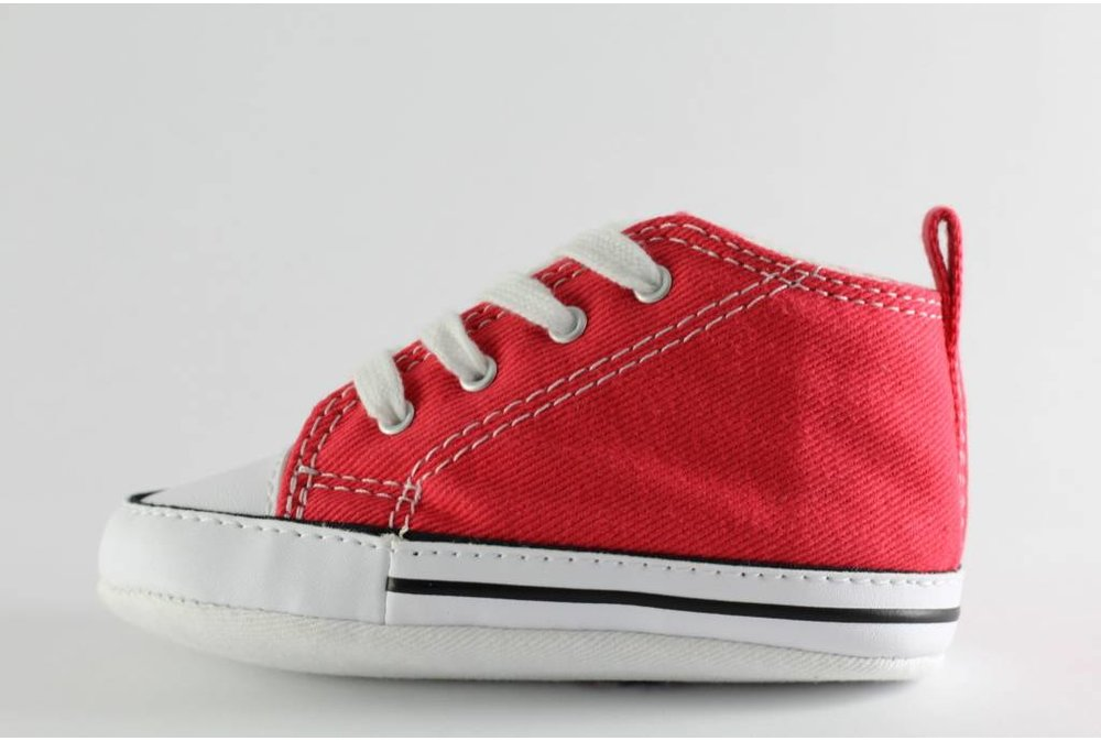 Converse CONVERSE FIRST STAR HI Red