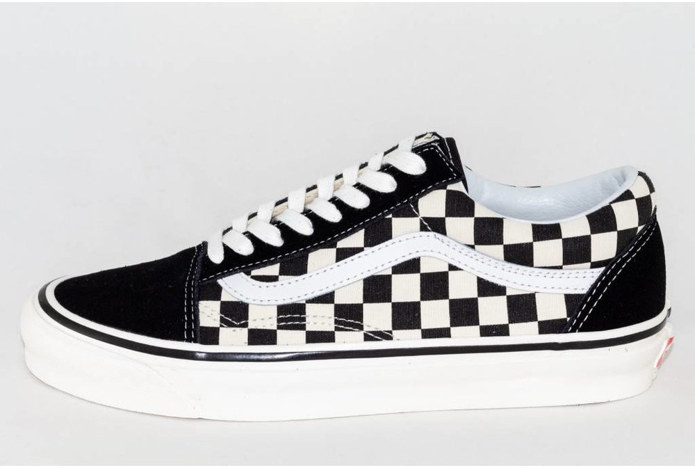 Vans VANS OLD SKOOL 36 DX (Anaheim Factory) Black/Checkerboard