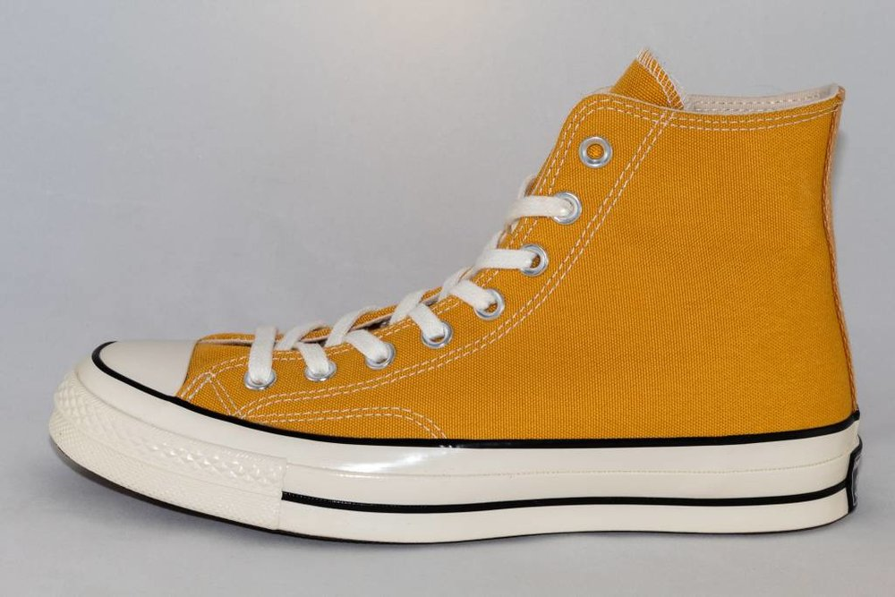 CONVERSE CONVERSE ALL STAR 70 HI Sunflower/Black/Egret
