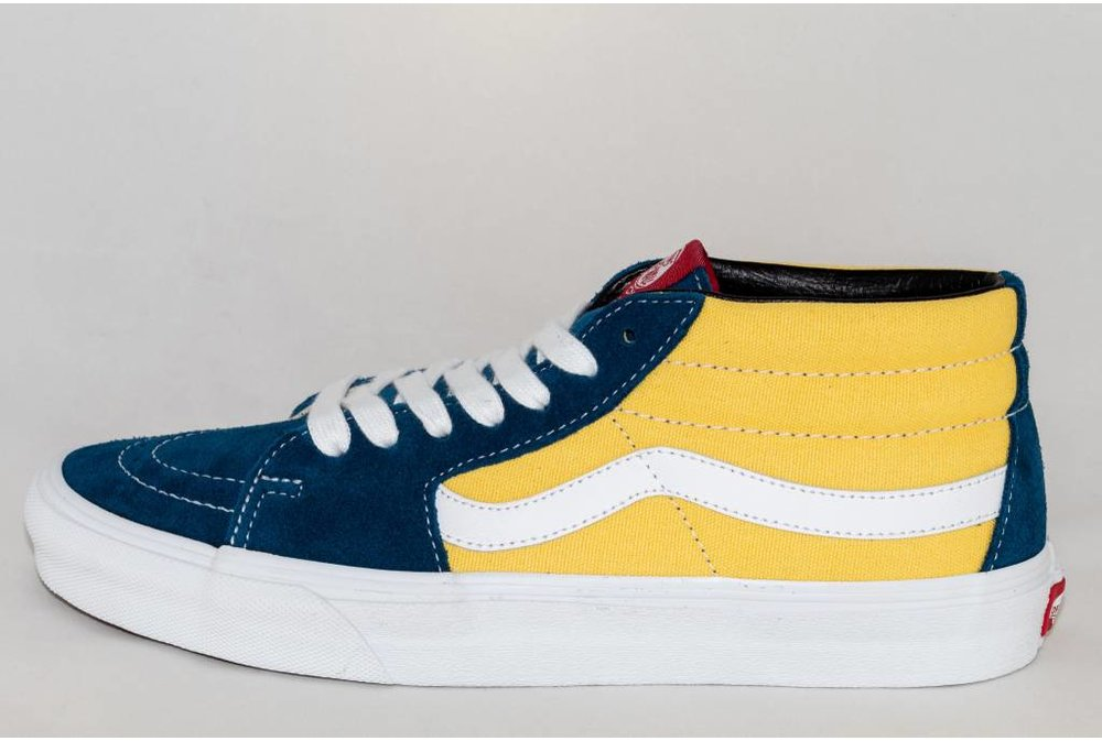Vans VANS SK8-MID (Retro Skate) Sailor Blue