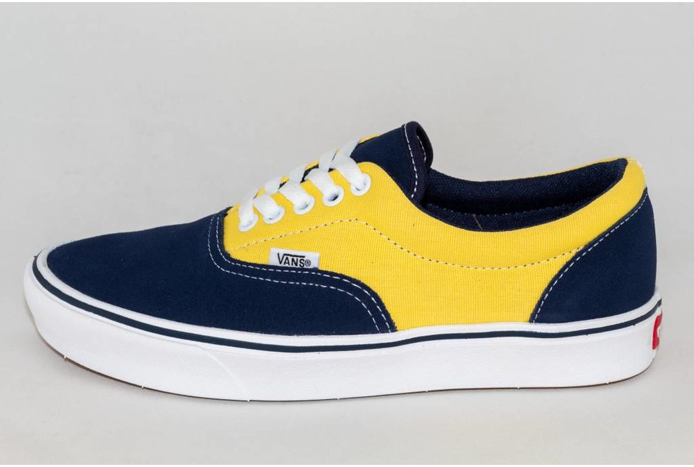 Vans VANS ERA COMFYCUSH (Suede/ Canvas) Dress Blue