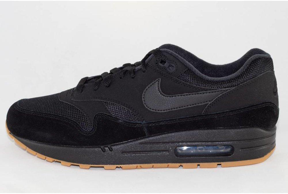 Nike NIKE AIR MAX 1 Black/ Black-Black