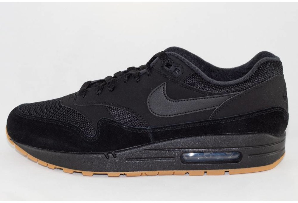 Nike AIR MAX 1 Black/ Black-Black