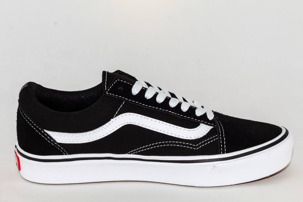 Vans OLD SKOOL COMFY CUSH  Black/ True White