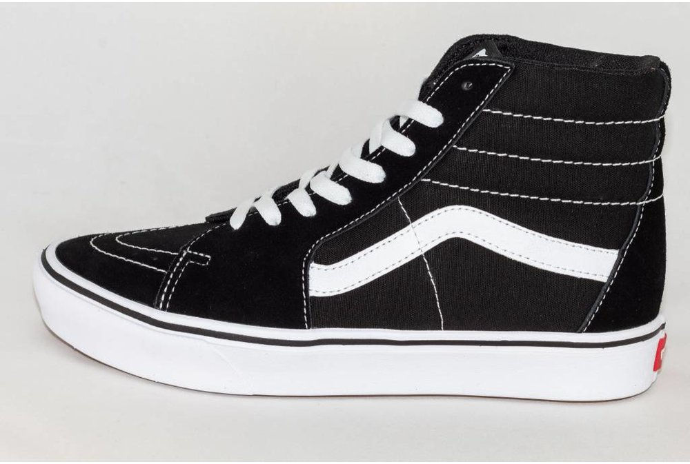 Vans VANS SK8-HI COMFYCUSH Black/White
