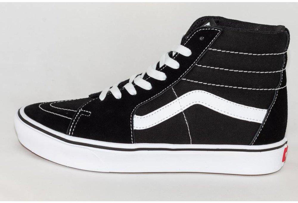 Vans SK8-HI COMFYCUSH Black/White