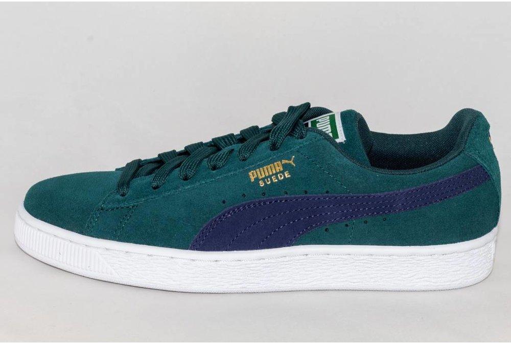 Puma PUMA SUEDE CLASSIC + Ponderosa Pine- Peacoat
