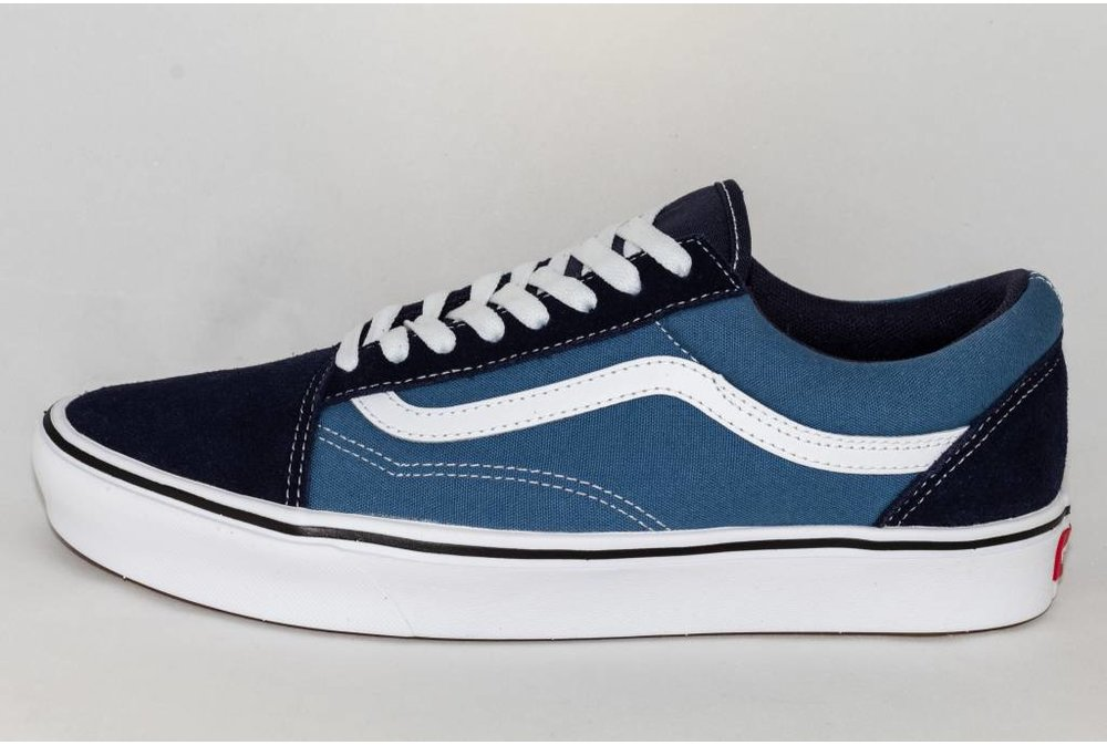 Vans VANS OLD SKOOL COMFYCUSH Navy/Stv Navy